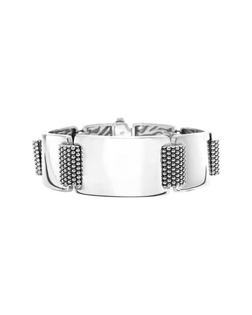 Lagos | Metallic 'imagine' Line Bracelet | Lyst