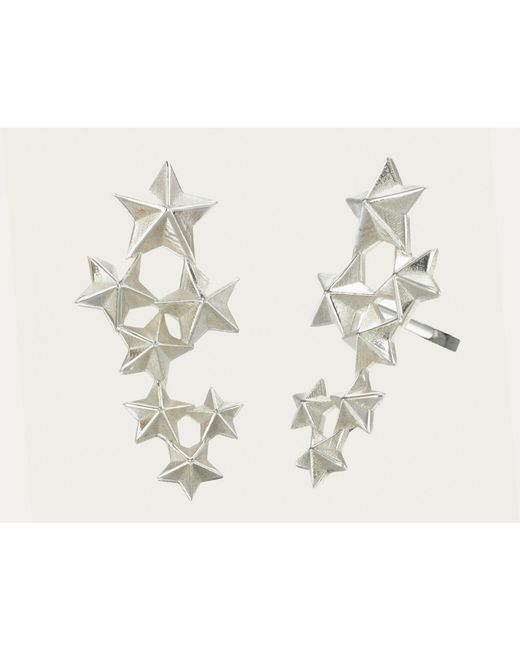 Zoe & Morgan | Metallic Seven Sisters Earrings | Lyst