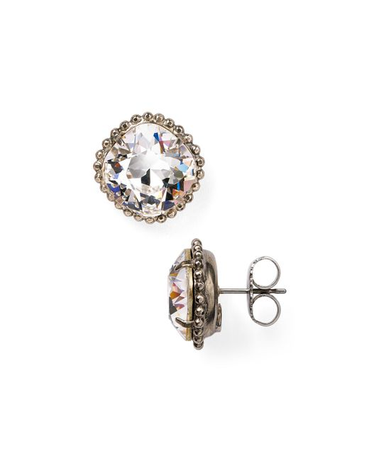 Sorrelli | Metallic Stud Earrings | Lyst
