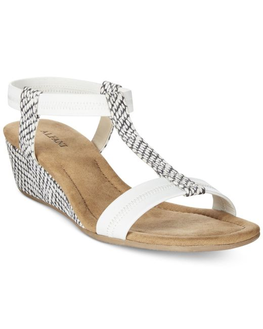 Alfani Women S Voyage Wedge Sandals Only At Macy S In