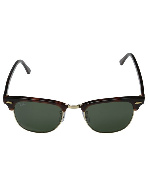 2763965bc0 ... best price ray ban rb3016 clubmaster sunglasses g 15xlt lens 49mm 33134  dafbb