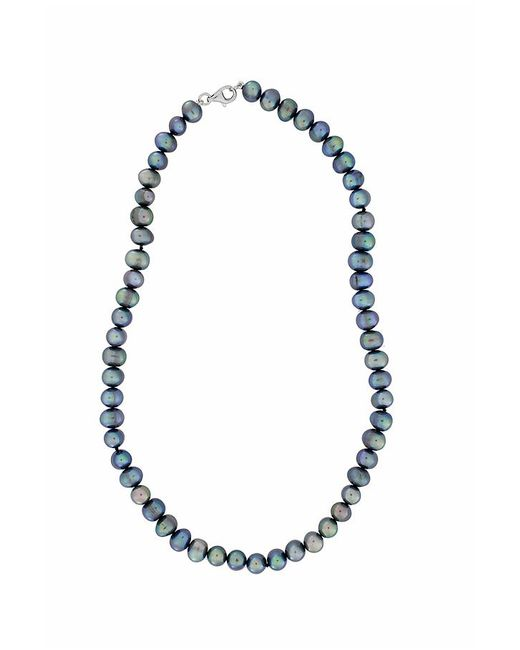 Azendi | White Peacock Pearl Necklace | Lyst