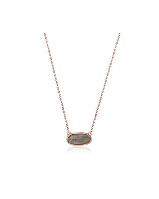 Monica Vinader | Pink Vega Necklace | Lyst