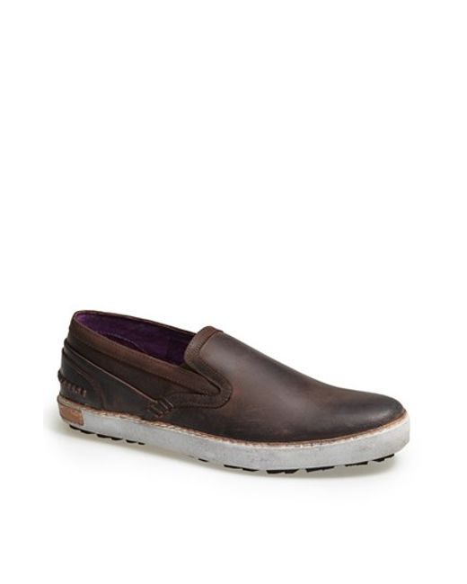 Blackstone | Brown 'scm 003' Slip-on for Men | Lyst