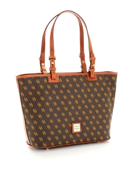 Dooney & Bourke | Brown Leisure Shopper | Lyst
