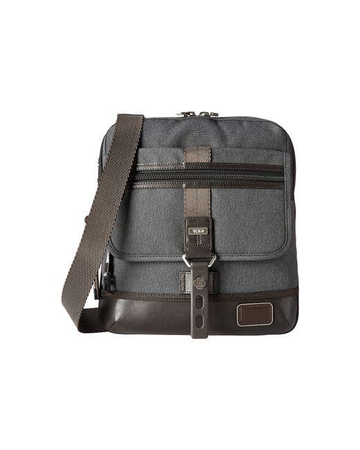 Tumi | Gray Alpha Bravo - Annapolis Zip Flap | Lyst
