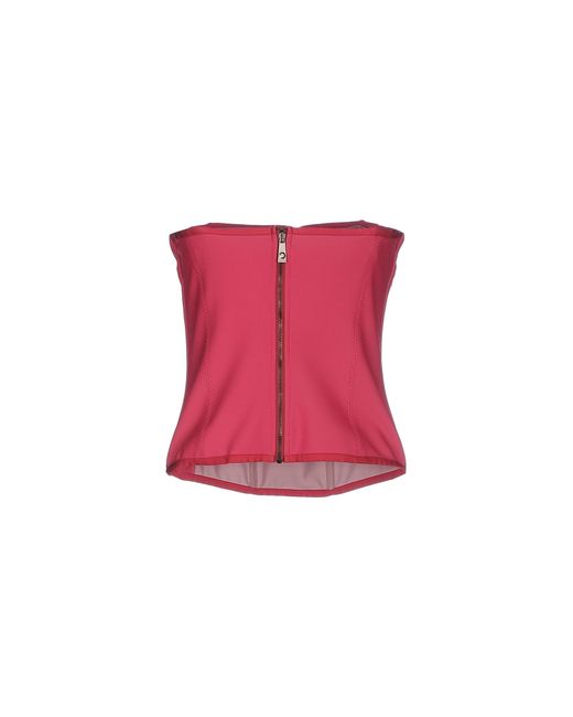 Pinko | Pink Tube Top | Lyst