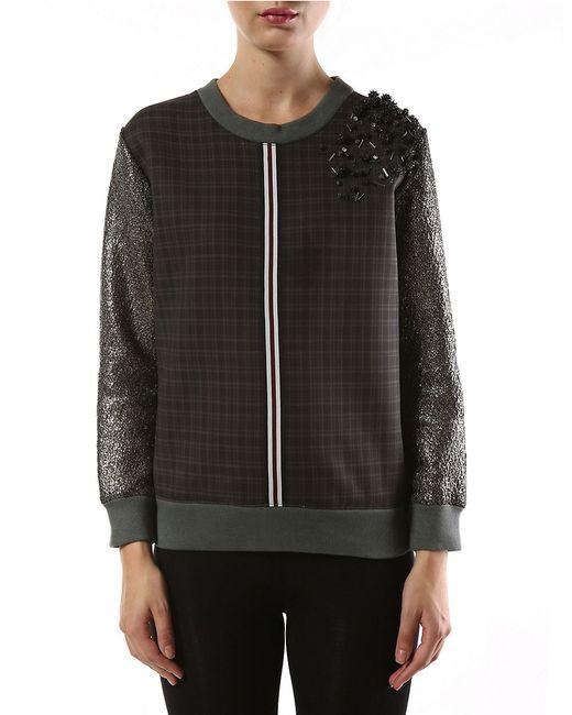 Betina   Black Glasgow Sweatshirt   Lyst