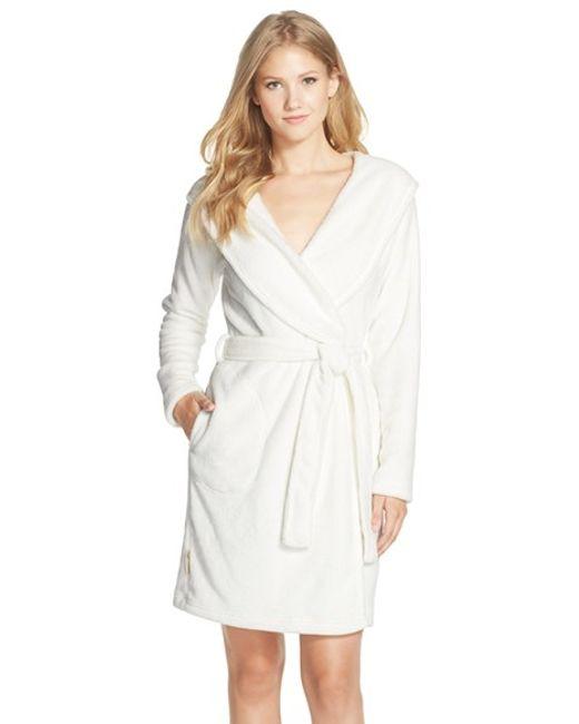Ugg | White Ugg Australia 'miranda' Robe | Lyst