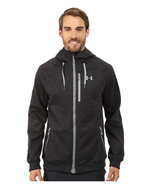 Under Armour | Black Ua Cgi Dodson Softshell for Men | Lyst