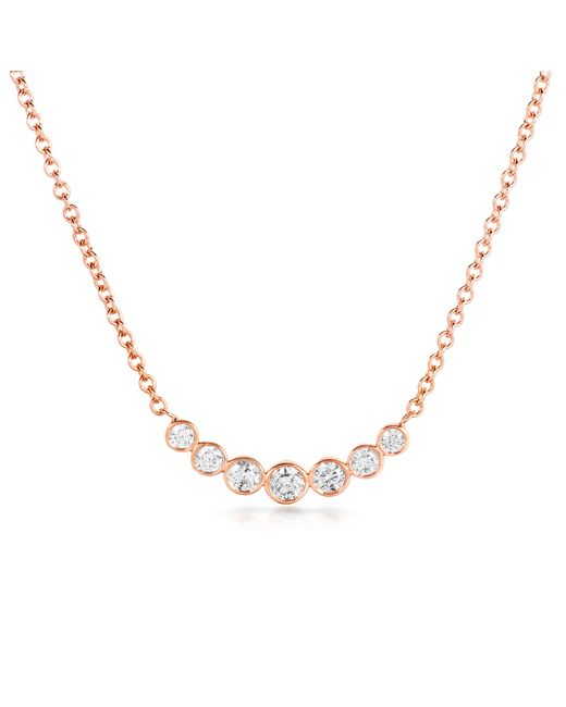 Carbon & Hyde | Pink Cinderella Necklace | Lyst