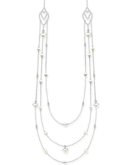 Thomas Sabo | Metallic Sterling Silver | Lyst