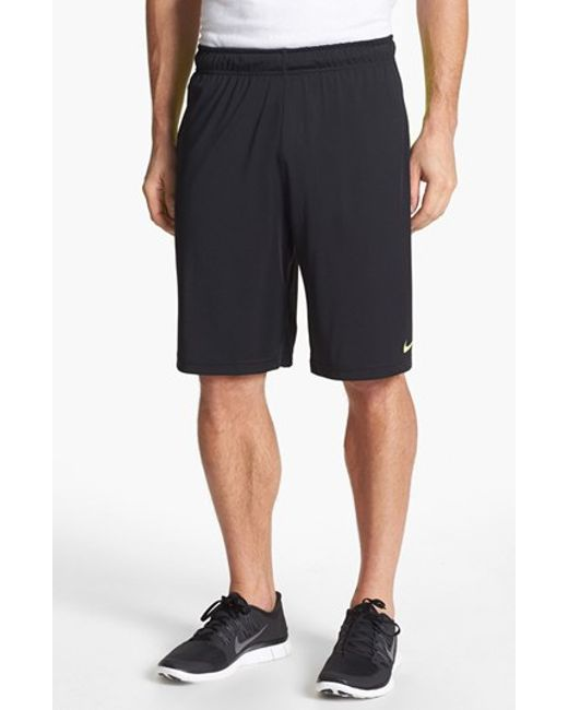 Nike   Gray 'fly 2.0' Dri-fit Knit Training Shorts for Men   Lyst
