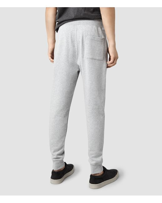 AllSaints | Gray Wilde Sweatpant Usa Usa for Men | Lyst
