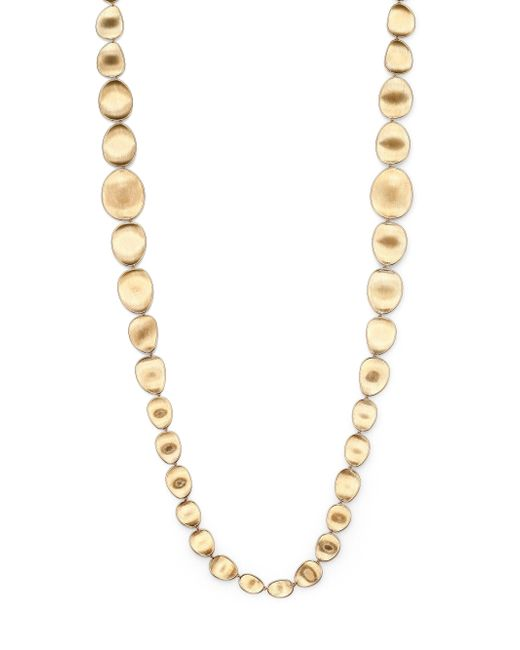 Marco Bicego | Metallic Lunaria 18k Yellow Gold Long Convertible Necklace | Lyst