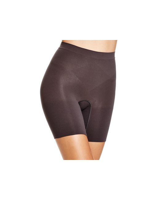 Spanx | Black Power Shorts #2744 | Lyst