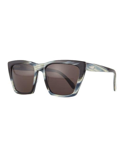Prism | Multicolor Sydney Square Cat-eye Sunglasses | Lyst