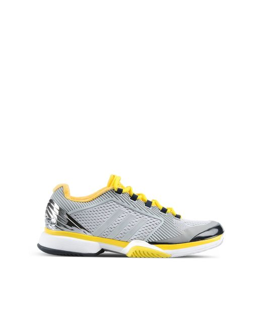 adidas by stella mccartney barricade tennis shoes in
