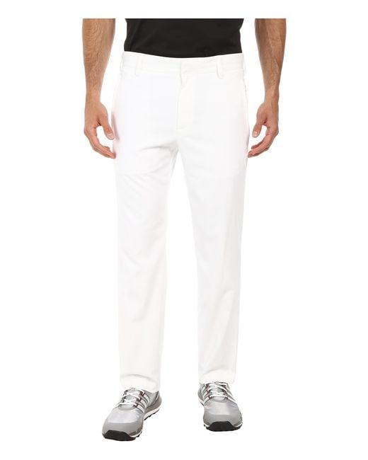 Adidas Originals | White Puremotion Stretch 3 Stripes Pant for Men | Lyst