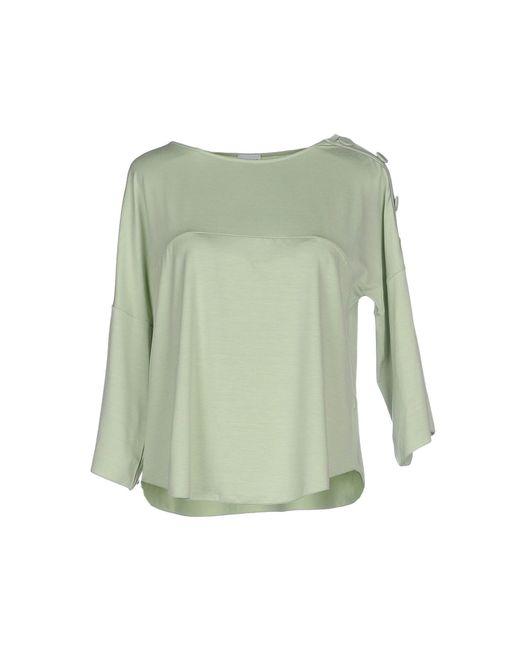 Armani   Green T-shirt   Lyst