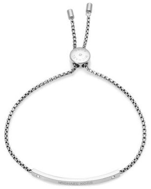 Michael Kors | Metallic Mkj4642040 Ladies Bracelet | Lyst