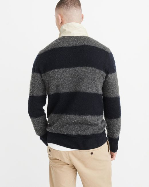 Abercrombie & fitch Rugby Polo Sweater Exchange Color / Size in ...