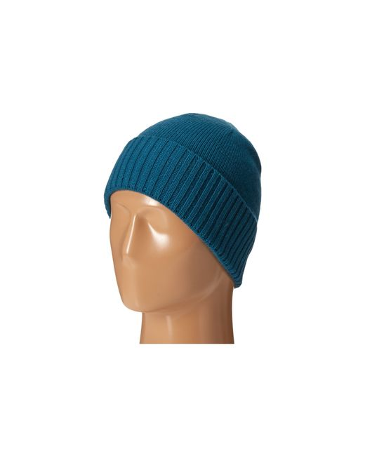 Patagonia | Blue Brodeo Beanie | Lyst
