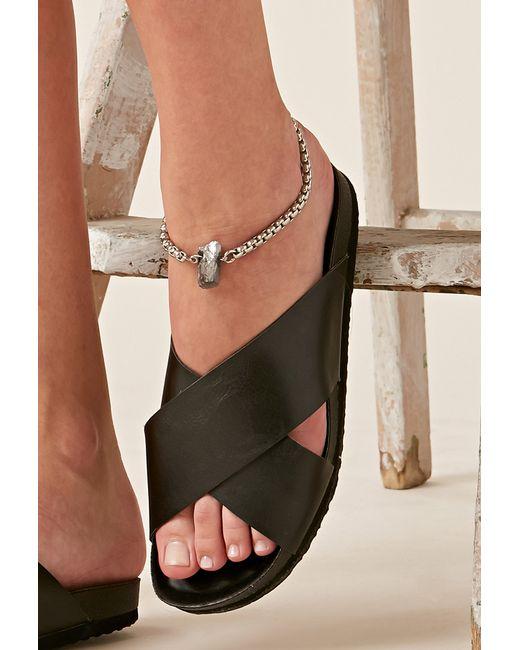 Forever 21 | Metallic Haati Chai Alipur Anklet | Lyst