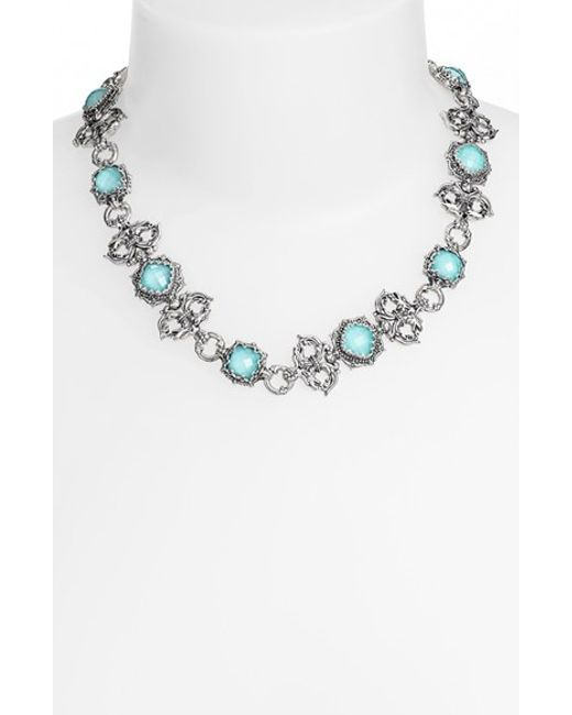 Konstantino | Metallic 'aegean' Collar Necklace | Lyst