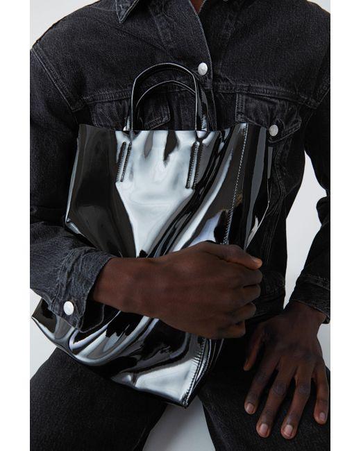 Acne - Black Sac cabas for Men - Lyst