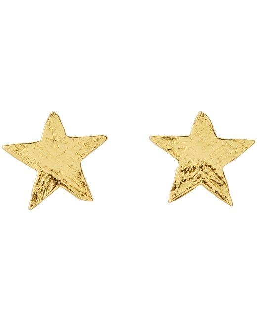 Gorjana   Metallic Small Star Studs Earrings   Lyst