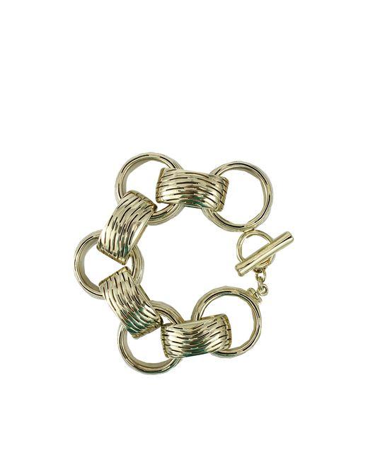 Vaubel | Metallic Chunky Link Bracelet | Lyst
