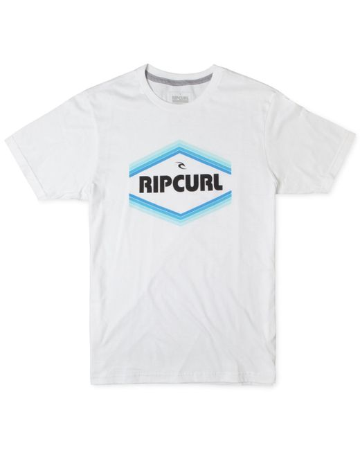 rip curl men 39 s reno classic graphic print logo t shirt in