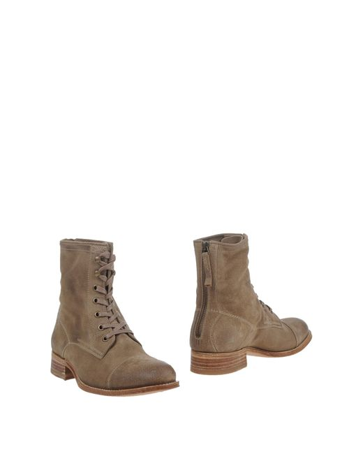 NDC | Natural Ankle Boots for Men | Lyst