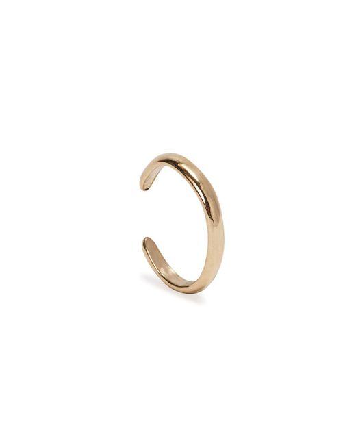 Catbird | Metallic 14kt Gold Ear Cuff | Lyst