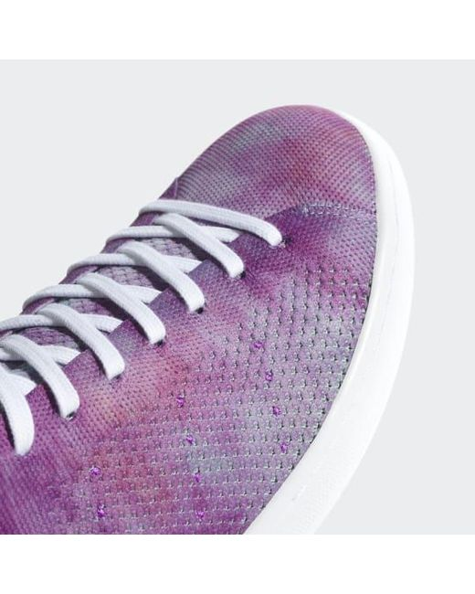 1d2cc7fc5e27c ... Adidas - Orange Pharrell Williams Hu Holi Stan Smith Mc Shoes for Men -  Lyst ...