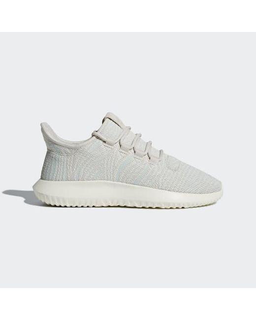 Adidas - Natural Tubular Shadow Shoes - Lyst ...