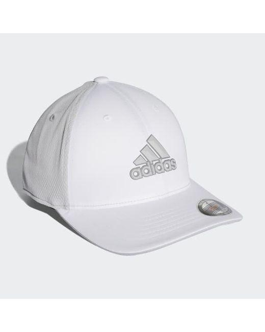 ... Adidas - White Climacool Tour Cap for Men - Lyst ... a373f836d8fe
