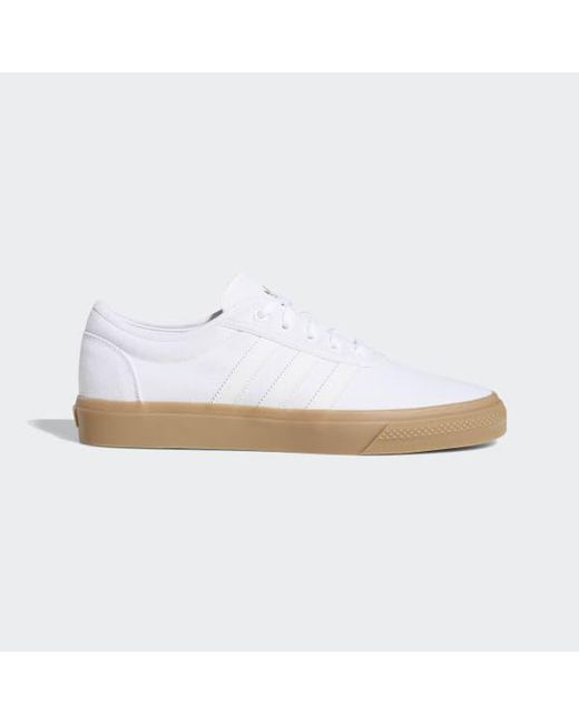 sale retailer c47a0 382f2 Adidas - White Adiease Shoes for Men - Lyst ...
