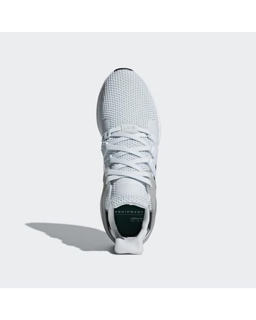 official photos 042e8 8e7aa ... Adidas - Blue Eqt Support Adv Shoes - Lyst ...