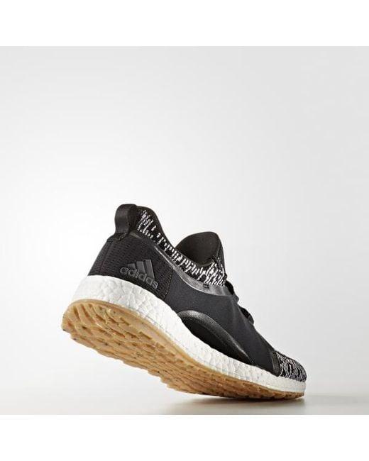 43d77a621 ... Adidas - Black Pureboost X All Terrain Shoes for Men - Lyst ...