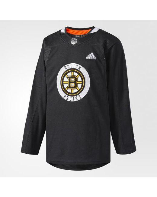 Jersey Lyst blanco Adidas Bruins Authentic Authentic Practice hombre en blanco para hombre a627c96 - burpimmunitet.website