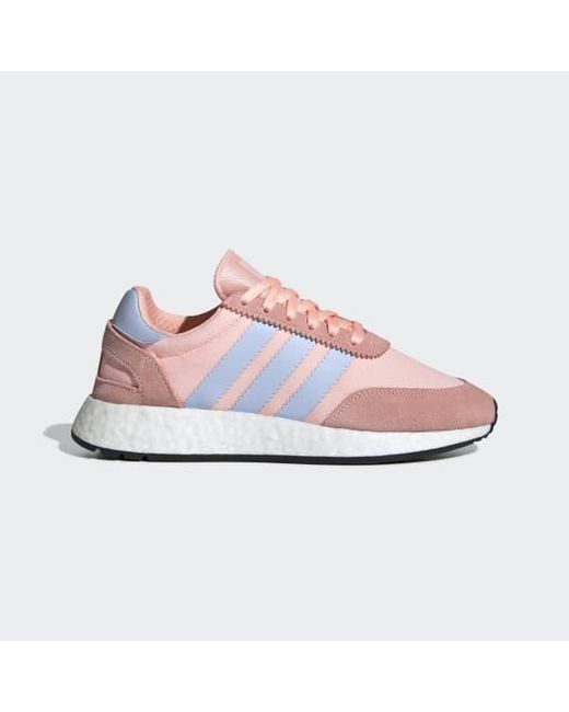 the best attitude f086d 92242 Adidas - Pink I-5923 Shoes - Lyst ...
