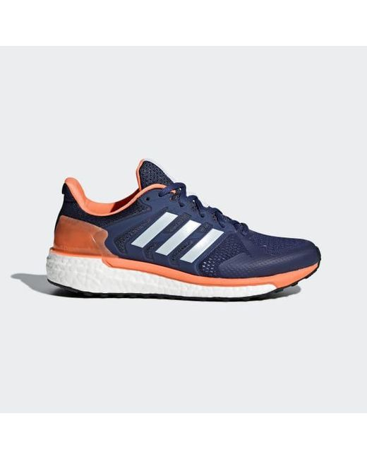 05aaa97640526 Lyst - Adidas Supernova St Shoes in Blue - Save 2.197802197802204%