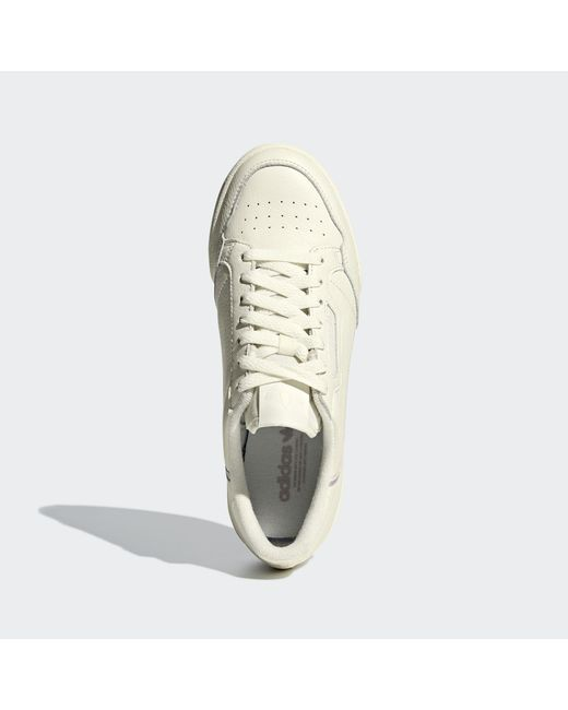 c003f305b11 ... Adidas Originals - Adidas Continental 80 W Off White  Orchid Tint  Soft  Vision ...