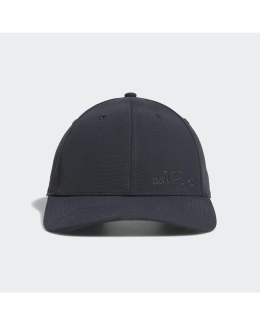 f99a9e7afe5 Adidas - Gray Adipure Premium Adjustable Hat for Men - Lyst ...
