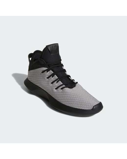 new product 66c46 54550 ... Adidas - Black Crazy 1 Adv Primeknit Shoes for Men - Lyst ...