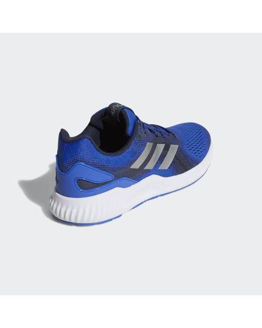 17126d2ab00a ... Adidas - Blue Aerobounce St Shoes for Men - Lyst ...