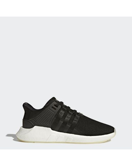 dae02dd7d41fbe Adidas - Black Eqt Support 91 17 Shoes for Men - Lyst ...