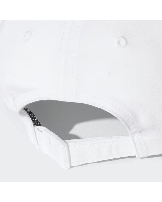 66b3522fd66 ... Adidas - White W Clmlt Cap for Men - Lyst ...